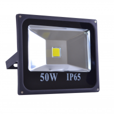 Прожектор 50W Білий холодний SLIM 01300188