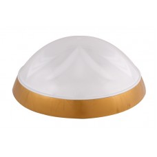 Настінний світильник 1126-GВ 20W E27 білий золото IP20 ERKA 130104