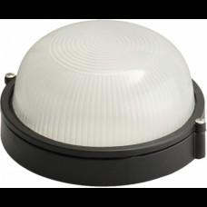 SL-1202 100W світильник круглий чорний Екострум