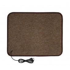 Електричний килимок з підігрівом 50x60 см з термоізоляцією Бежевий 5060TN-BE