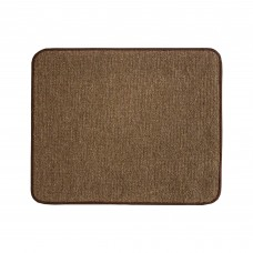 Електричний килимок з підігрівом 200x300 см з термоізоляцією з цифровим терморегулятором Бежевий 200300TT-BE