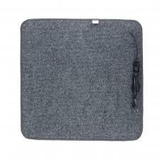 Електричний килимок з підігрівом 50x50 см з термоізоляцією Темно-сірий 5050TN-DGR