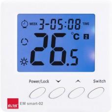 Терморегулятор SMART-02 цифровий 16А ЕМ 70840