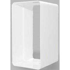 З'єднувач плоских каналів D/LP 110x55  Dospel 007-0220