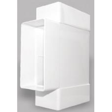 Трійник плоский D/TP 110x55 Dospel 007-0227