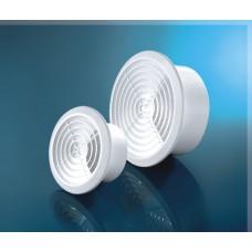 Вентиляційна решітка KOS 100 на стелю Dospel 007-0426