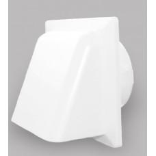 Вентиляційна решітка KRD 100 біла Dospel 007-0201
