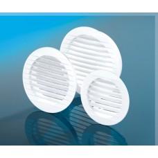 Вентиляційна решітка KRO 100 біла Dospel 007-0184