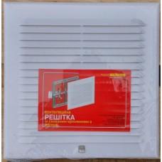 Решітка вентиляційна 155х155 (жалюзі)