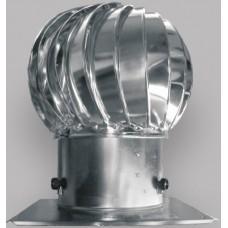 Дефлектор TRN 200 срібний Dospel 007-0417