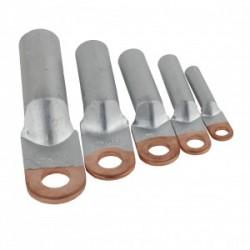 DTL - наконечники мідно-алюмінієві під опресовку
