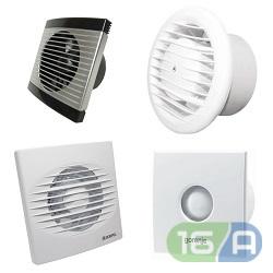 Побутові вентилятори
