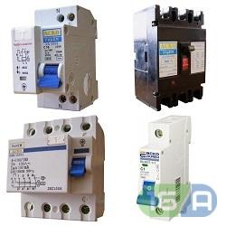 Автоматичні вимикачі, ПЗВ, диференційні автомати