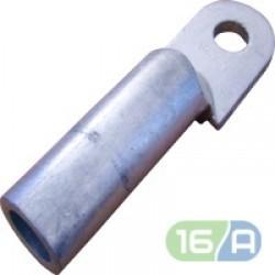 DL - наконечники силові алюмінієві під опресовку