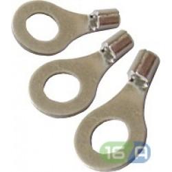 RNB - наконечники вилочні без ізоляції